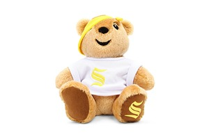 Designer Pudsey bear, BBC Children in Need
