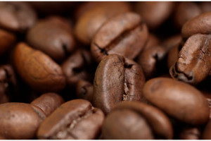 Coffee beans for coffee machines